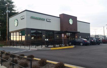 154 Starbucks