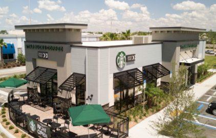 152 Starbucks