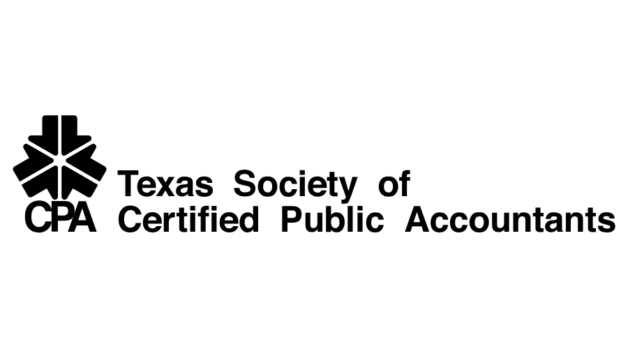 Texas society of certified public accountants tscpa vector logo